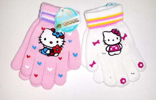 Перчатки детские(1-5лет, 4-8г)№105