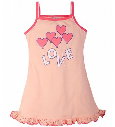 Сорочка для девочек 2-6 №BN577